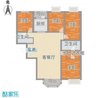 尚书苑二期3-B户型