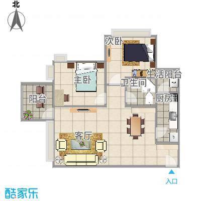 贵阳-中渝第一城-设计方案