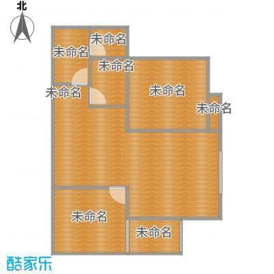 C4两室一卫建面:87.17m2