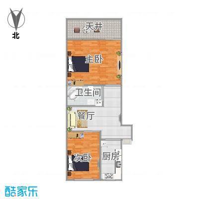 杨浦-世界路99弄小区-设计方案