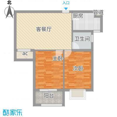 江南雅苑9#楼、12#楼M1户型