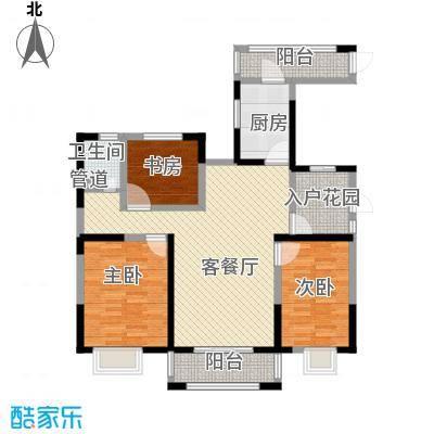 东成・凯亚国际B户型