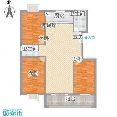 晨光苑小区20131024-13845户型