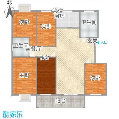 晨光苑小区20131024-13846户型