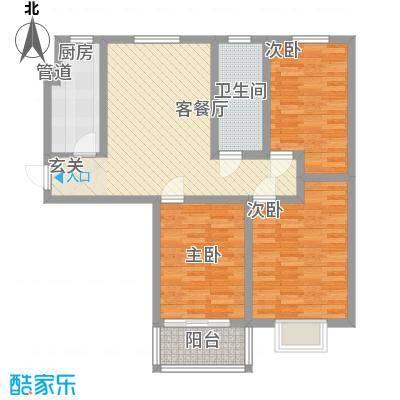 旺族雅苑Y3户型