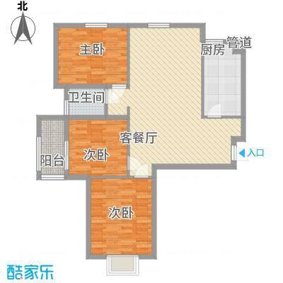 江南雅苑9#楼、12#楼N1户型