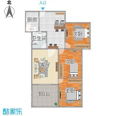 徐州-楚河花园-设计方案