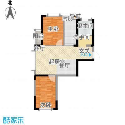 恒隆通潭富苑34号楼3-10层A户型
