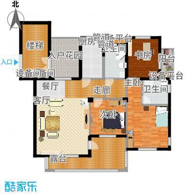 秀洲-九月洋房-设计方案