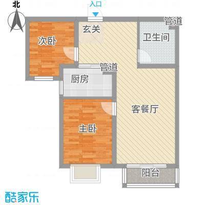 东明苑1户型