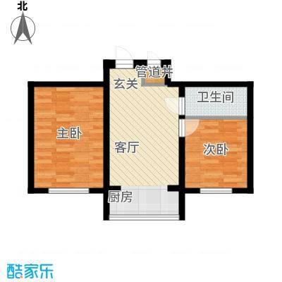 607地质家园户型