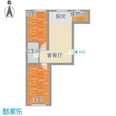 吉热东方三区户型