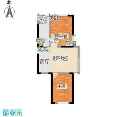 恒隆通潭富苑34号楼3-32层D户型