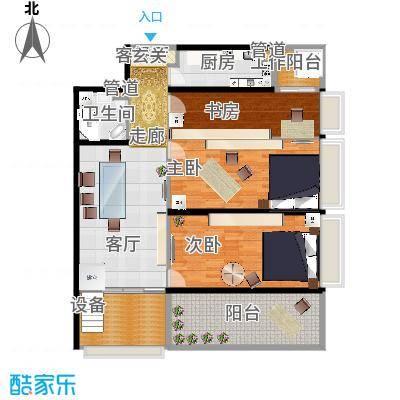 西安-中城大厦-设计方案