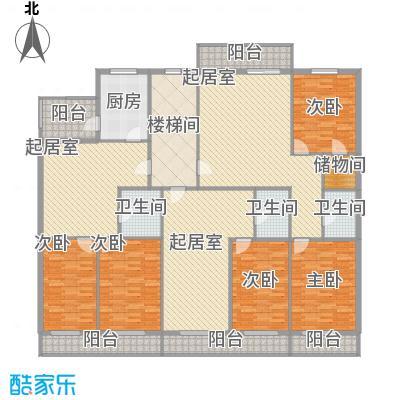 利海公寓一期1号楼标准层C户型2室1厅1卫1厨