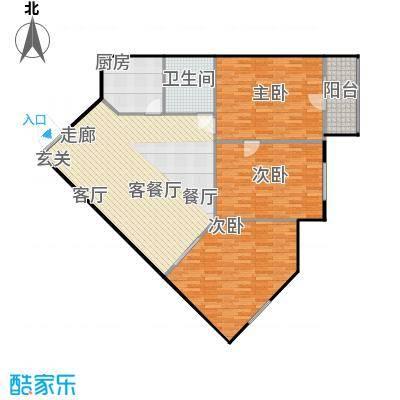 石景山-鲁谷住宅小区-设计方案