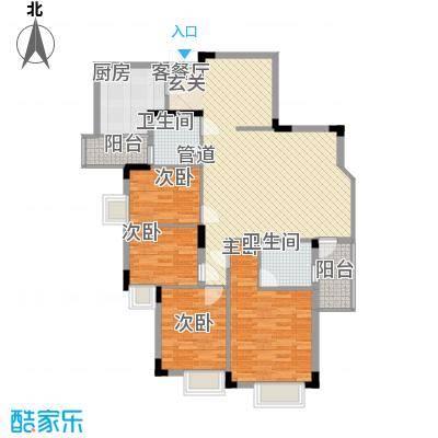 皓月花园12.31㎡深圳户型