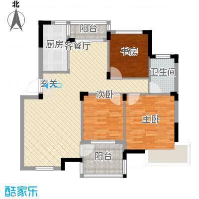金水童话名苑15.00㎡C1户型5室4厅1卫1厨
