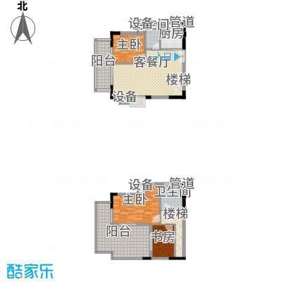 丰融尚城112.20㎡C栋(18、19)02户型3室2厅2卫1厨