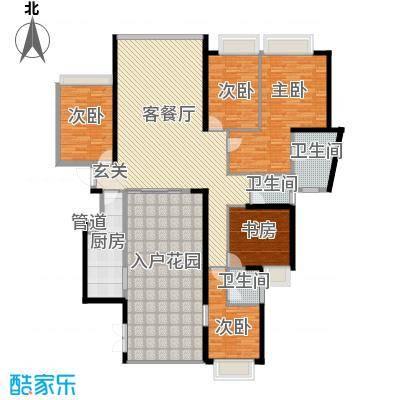 国际邮轮城一期(一期)南区1#楼38层02单元户型