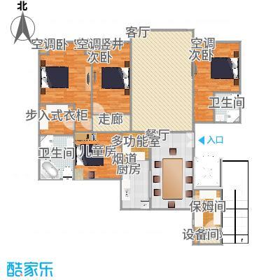 赤峰-万达广场-设计方案