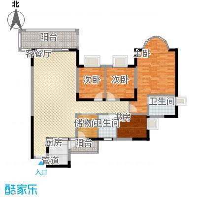 鸿景园深圳10户型
