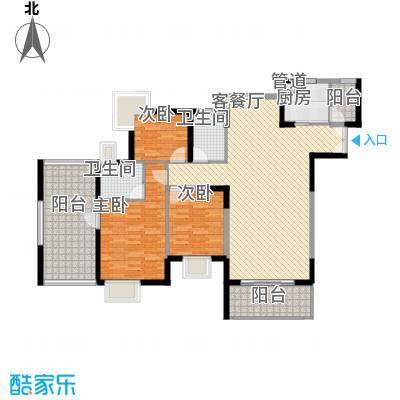 鸿景园深圳4户型