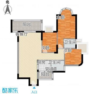 鸿景园深圳5户型