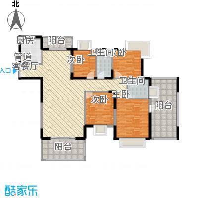 鸿景园深圳13户型