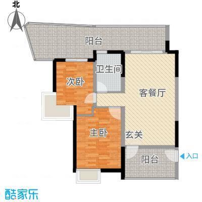 梅江南苑2户型