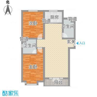 梅江南苑户型