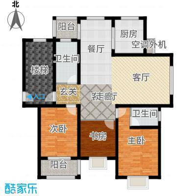 江宁-锦绣花园-设计方案