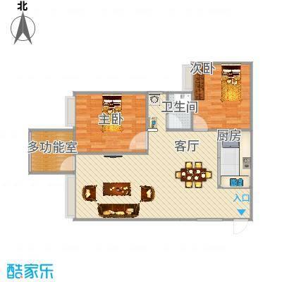 重庆-正升时代港湾-设计方案