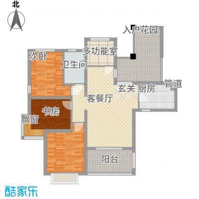 滨湖世纪城福徽苑1219312366154_000户型4室2厅2卫1厨