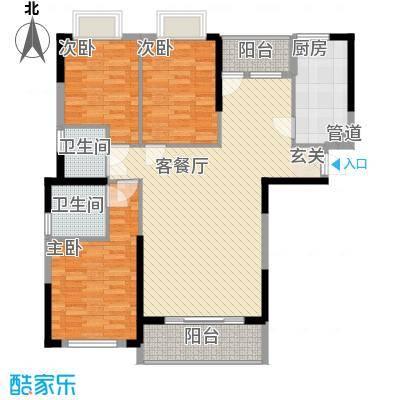 鑫龙大厦厦门户型