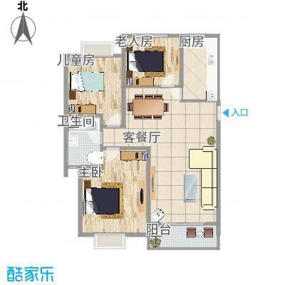 连云港-御府-设计方案