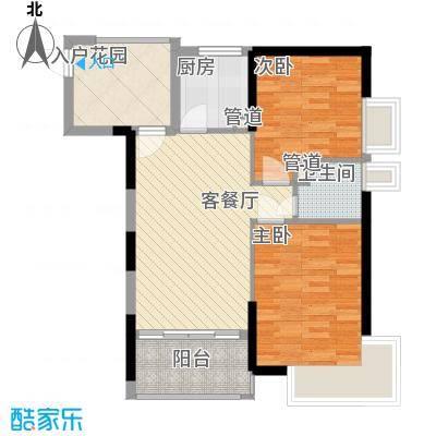 望族家园11.00㎡户型2室