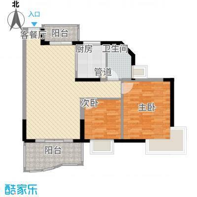 鸿景园深圳14户型