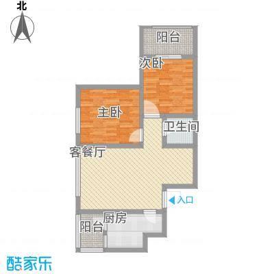 中环国际城南区10号楼A户型