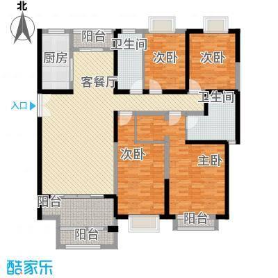 曲江6号户型4室