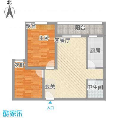 中海曲江碧林湾户型