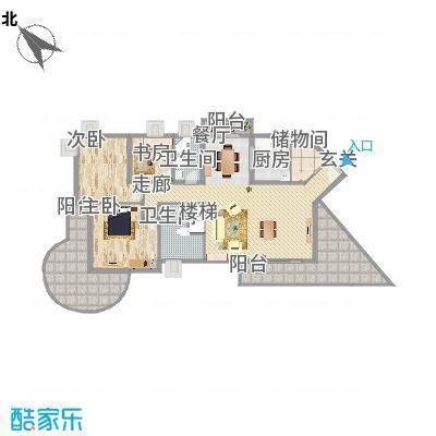 深圳-锦绣江南二期-设计方案