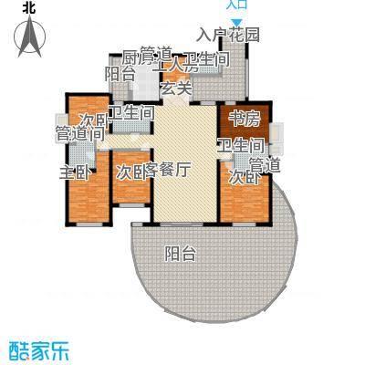 滨湖世纪城福徽苑1279243255710_000户型5室2厅3卫1厨