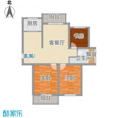 新史家53.00㎡户型2室