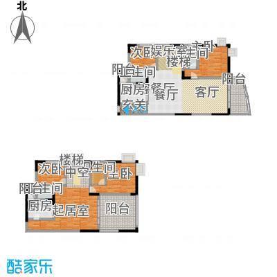 南岸-绿洲龙城(二期)-设计方案