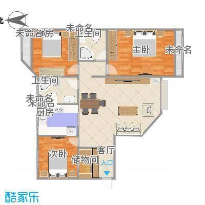 宝山-七牧小区-设计方案