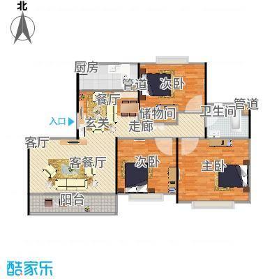 宝山-新月翡翠园-设计方案