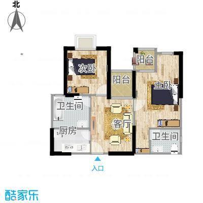 昆山-东方国际广场-设计方案