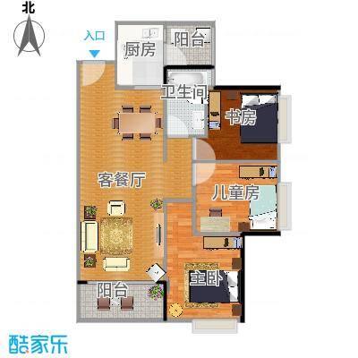 广州-滨海花园-设计方案