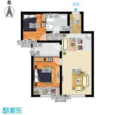 北京-首创·悦都汇-设计方案